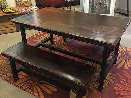 furniture kitchener custom reclaimed live edge barn wood steel metal flat square x