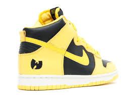 Wu Tang Socks Dunk High Le