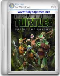 teenage mutant ninja turtles out of the shadows game free