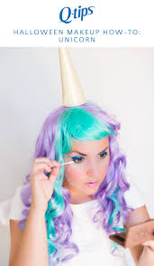 Unicorn Makeup Halloween by 29 Best Halloween Images On Pinterest Cotton Swab Halloween