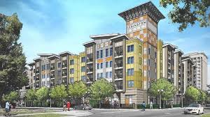 Cheap One Bedroom Apartments In Orlando Fl Affordable Housing Complex Underway In Downtown Orlando Orlando