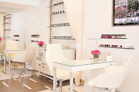 Nail Bar Table And Chairs with Best Nail Salon Shops Los Angeles