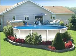 Backyard Simple Landscaping Ideas Landscape Design Small Backyard With Pool Landscaping Ideas