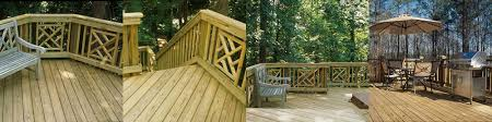 micropro pressure treated wood decking