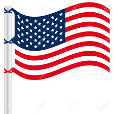 How To Draw A Waving Flag American Flag Waving Drawing More Information Kopihijau