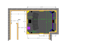 home theater floor plan home theater design plans2 intended for home theater plans