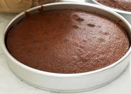 basic eggless chocolate cake recipe