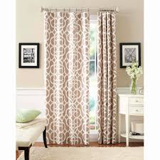 White And Brown Curtains Curtain Formidable White And Brownrtains Photos Ideas Home
