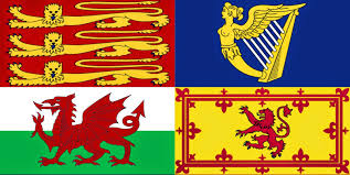 Why Does The Welsh Flag Have A Dragon British Union Flag With Welsh Dragon Incorporated Vexillology