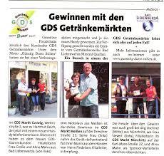 Mineralquellen Bad Liebenwerda Gds Getränkemärkte Presse