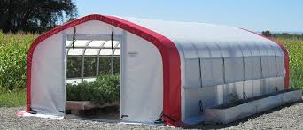 Tent Building Fabric Gable Buildings Gb Series Weatherport