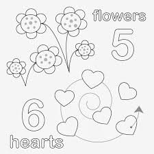 free coloring pages numbers 1 20 special number free coloring