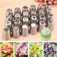 flower decorating tips icing tips cake decorating supplies ebay