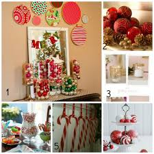 18 gorgeous christmas table decorations aida homes red candles and