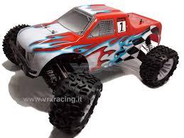 vrx sword monster truck elettrico rc 550 turbo speed radio 2 4ghz