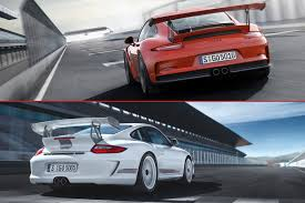 porsche gtr 4 porsche 991 gt3 rs v 997 gt3 rs 4 0 in numbers total 911