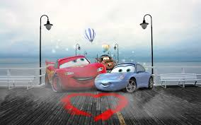 cars movie cars in love which 2 cars would be the ultimate couple