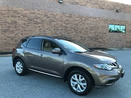 nissan murano awd system used 2014 nissan murano sl awd for sale west chester pa