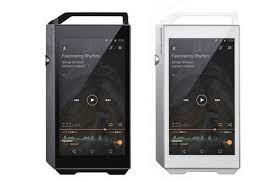 android mp3 player pioneer xdp is an android powered mp3 player with a metal design