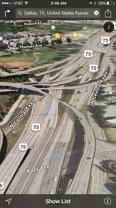 Maps Dallas by Apple Maps Still Hurtin In Dallas Iphone