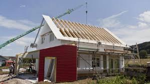 Hausbau Hauskauf Neue Hypothekenvergabe Hauskäufer Aufgepasst Handelszeitung