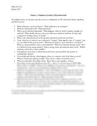exam chapters 1 3 version a study guide 1 docx nutrition