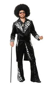 Sale Halloween Costumes 1 Buy Charades Funny Mens Pimp Daddy Ho Gigolo Halloween