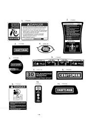 craftsman snowthrower parts model 247883961 sears partsdirect