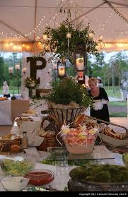 food tables at wedding reception reception remnant fellowship weddings