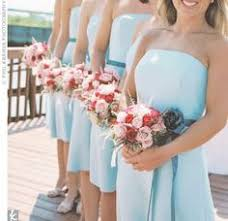 robin egg blue bridesmaid dresses blue wedding inspiration in real weddings from favors to florals