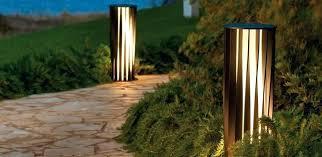 Bollard Landscape Lighting Bollard Landscape Lighting Solar Bollard Landscape Lighting