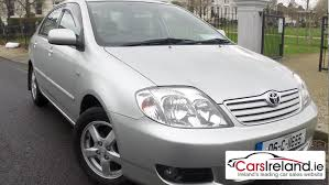 toyota full website toyota corolla 2002 2006 review carsireland ie youtube