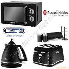 Delonghi Kettle And Toaster Sets Russell Hobbs Microwave Delonghi Kettle 4 Sl Toaster Kitchen