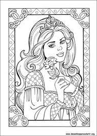 desenhos para colorir da princesa leonora coloring
