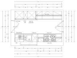 fascinating 40 galley kitchen layout design inspiration of best