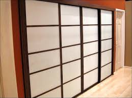 Vinyl Closet Doors Closet Cheap Bifold Closet Doors Bi Fold To Paneled Door