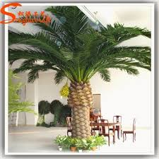 mini indoor decorations table type of artificial date palm trees