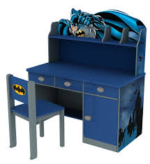 kids room art desk with extra storage space for small space and
