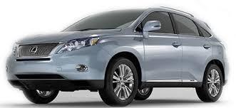 prices of lexus suv 2010 lexus rx 450h hybrid suv priced 42 000