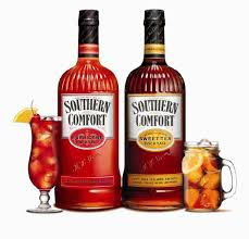Southern Comfort Bottle Review Southern Comfort Sweet Tea And Hurricane Cocktails