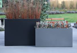water trough planter bordo dividing planter pot incorporated