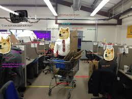 Doge Meme Christmas - christmas workplace doge meme by foxhound30 on deviantart