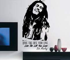 bob marley home decor online get cheap vinyl bob aliexpress com alibaba group