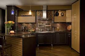 Kitchen Metal Backsplash Ideas by Style Mesmerizing Installing Backsplash Behind Range Hood Full