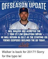 New York Mets Memes - 25 best memes about neil walker neil walker memes