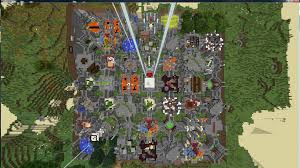 Agrarian Skies Map Infinity Dungeon Maps For Minecraft Free Download