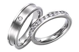 titanium wedding ring sets titanium wedding ring sets the wedding specialiststhe wedding