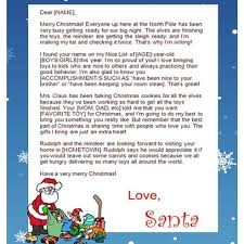 letter to santa template free printable how to create free