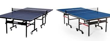 Tiga Ping Pong Table by Joola Inside Vs Stiga Advantage The Best Table Tennis Table