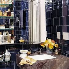 navy blue bathroom ideas navy blue bathroom tiles ideas and pictures
